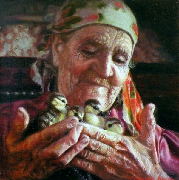Работы художницы Светланы Бердник (50 фото)