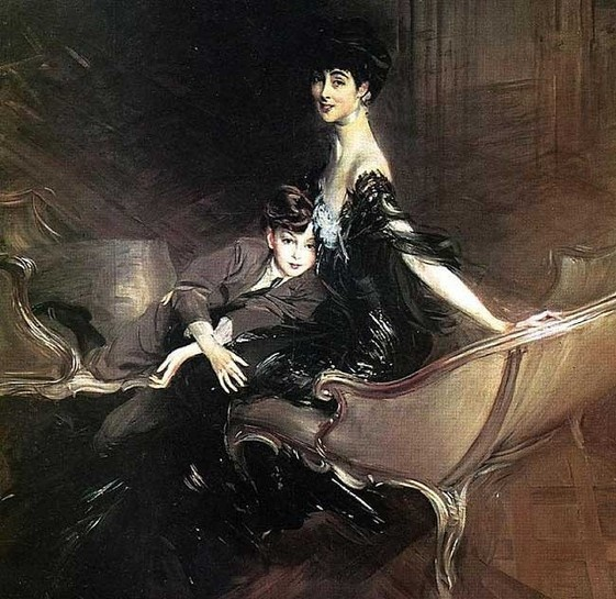 Профессиональный художник Джовани Болдини (22 фото)