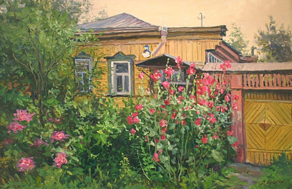 Работы художника Валерия Бусыгина (40 фото)