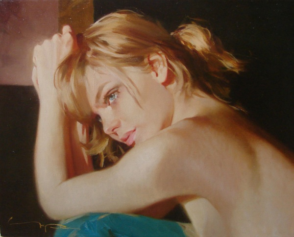 Картины художника Алексея Чернигина (30 фото)