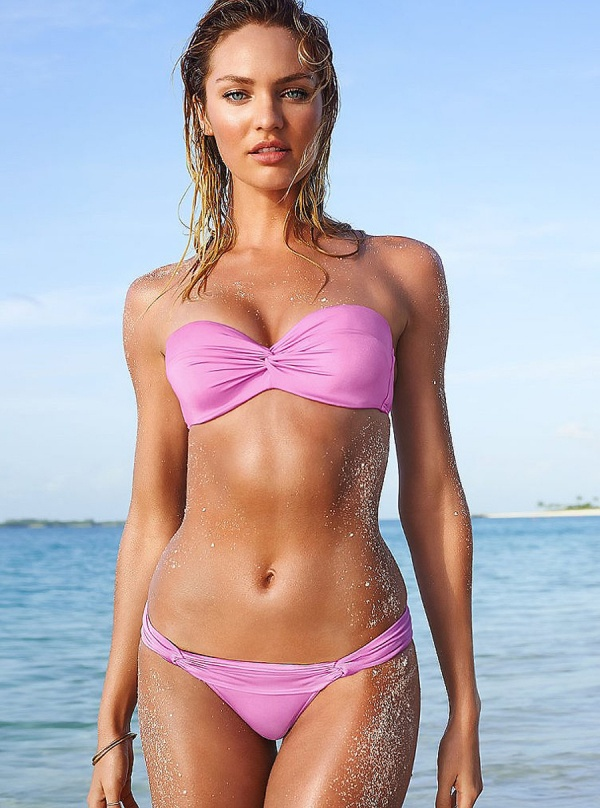 Candice Swanepoel - Victoria's Secret Photoshoot 2014 Set 19 (45 фото)