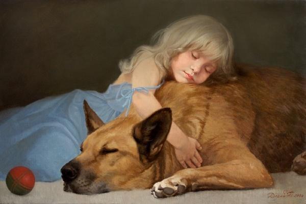 Работы художницы Татьяны Дерий (42 фото)
