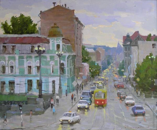 Работы художницы Елены Кишкурно (33 фото)