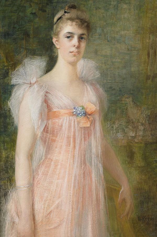 Художник Elisabeth Keyser (Swedish, 1851 - 1898) (15 работ)