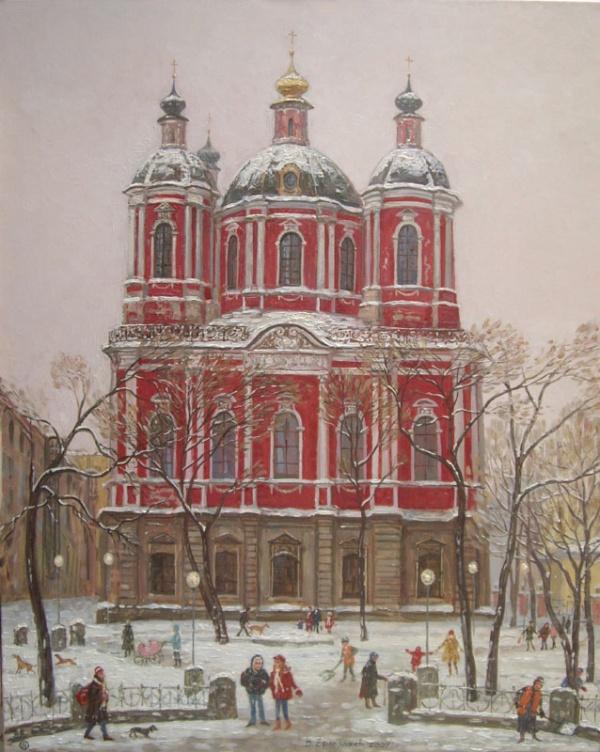 Работы художника Ермолаева Виталия (48 фото)