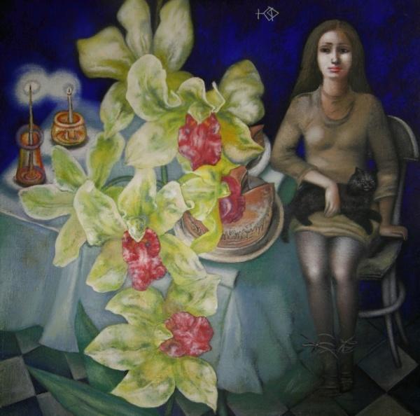 Работы художницы Юлии Федоровой (40 фото)