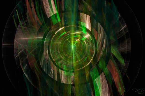Фрактальный мир - 3 (25 фото)