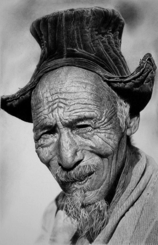 Реалистичные рисунки Franco Clun (62 фото)