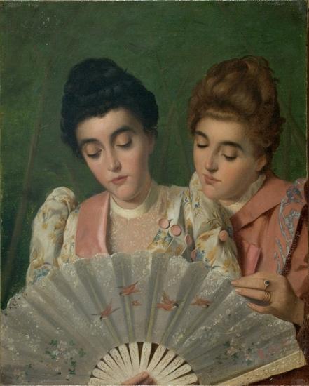 Итальянский художник Gaetano Bellei (1857 — 1922) (41 работ)