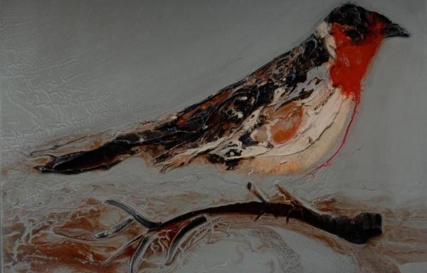 Объемная живопись американского повара Джастин Гафри (27 фото)