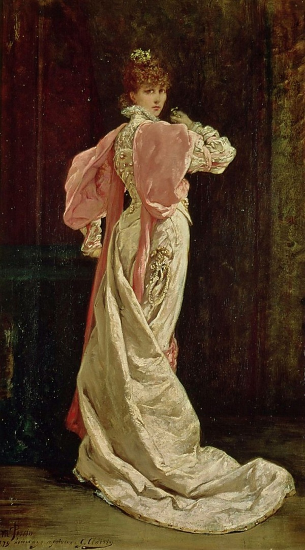 Художник Georges Clairin (French, 1843-1919) (72 работ)