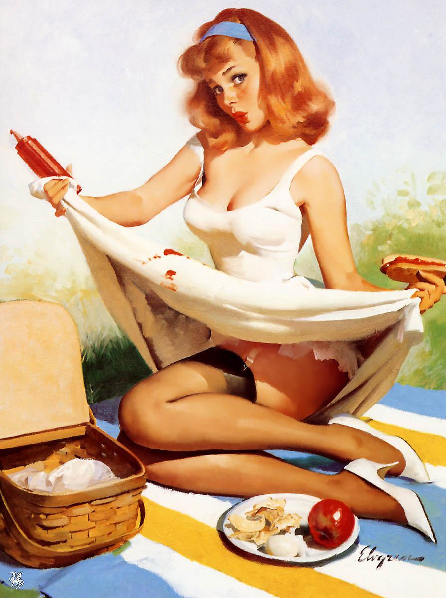 Фото голых девочек на пикниках 9 фотография