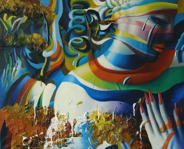 Работы художницы Ольги Гречихиной (40 фото)