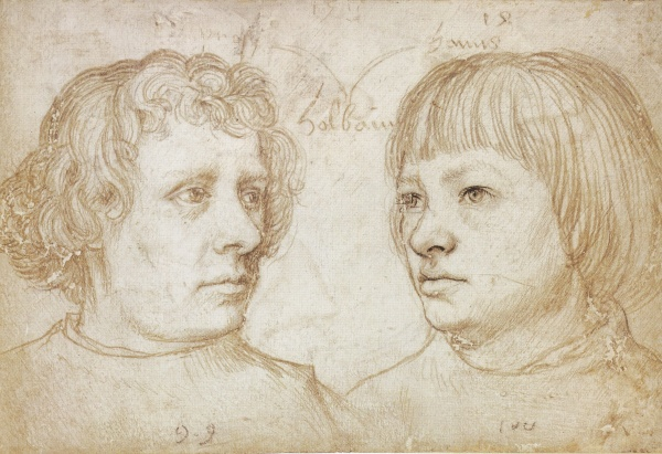 Hans Holbein the Younger (1497-1543) (334 фото)