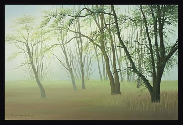 Китайский художник Hong Leung (91 фото)
