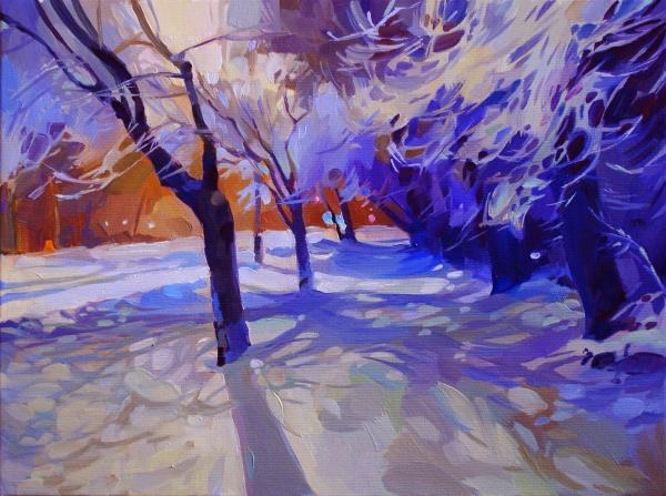 Работы художницы Анастасии Ярошевич (40 фото)
