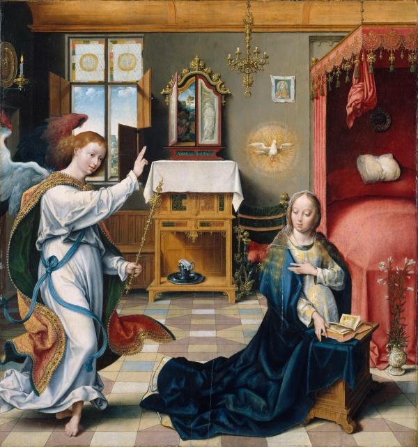Joos van Cleve (1485 - 1540) (38 работ)