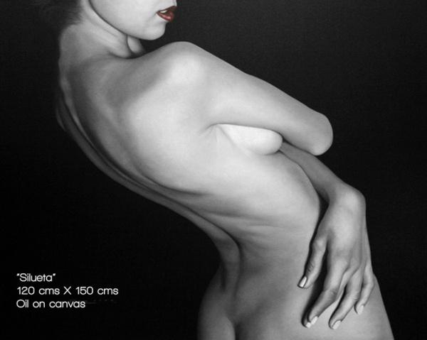 Художник Juan Carlos Manjarrez (63 фото)