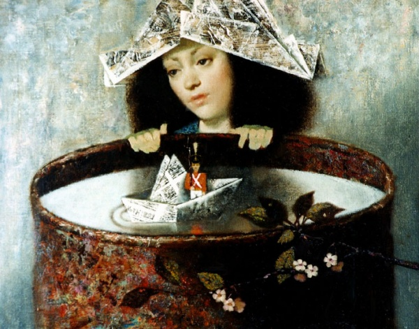 Работы художницы Ирины Котовой (44 фото)