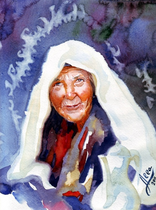 художница Алевтина Козлова (42 фото)