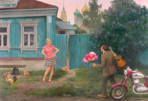 Работы художника Кубарева Филиппа (48 фото)