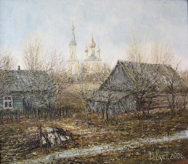 Живописец Дмитрий Кустанович (236 фото)