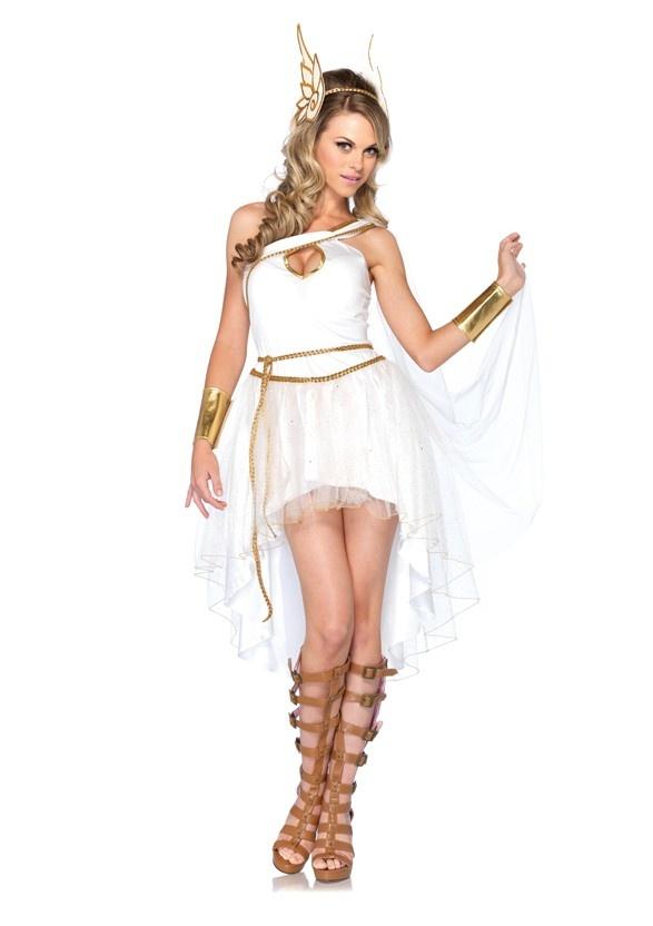 Карнавальный костюм для женщины своими руками