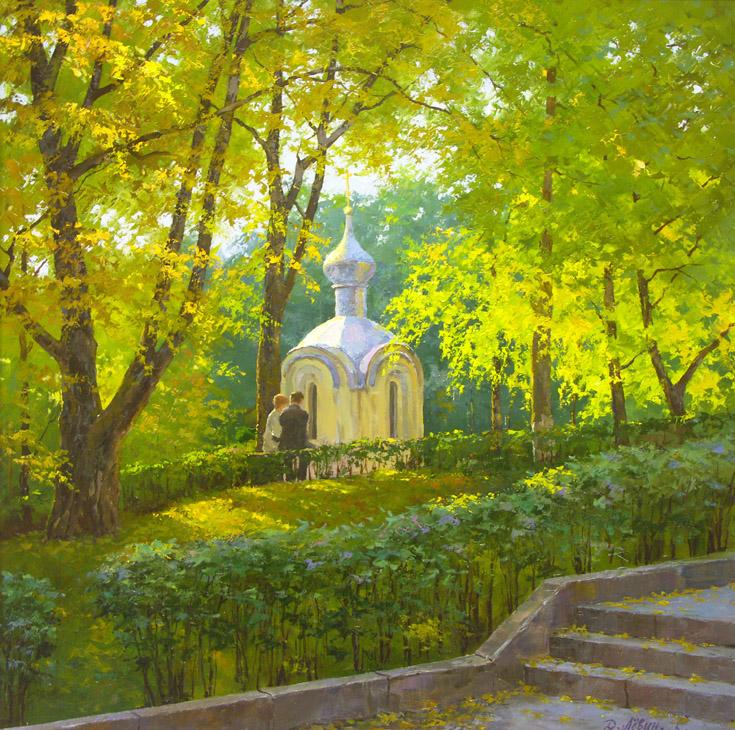 Картины дмитрия левина в высоком разрешении