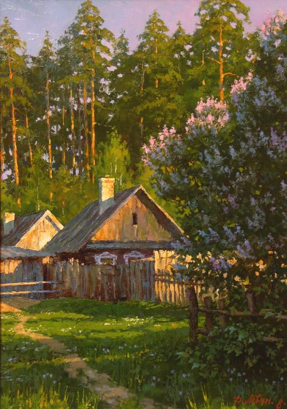 Работы художника Дмитрия Лёвина (47 фото)