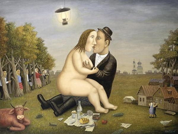 Работы художника Владимира Любарова (54 фото)