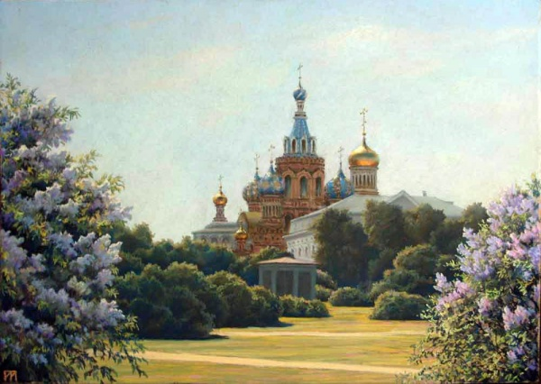 Работы художника Геннадия Майстренко (48 фото)