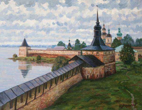 Работы художника Мелькова Юрия Геннадьевича (45 фото)
