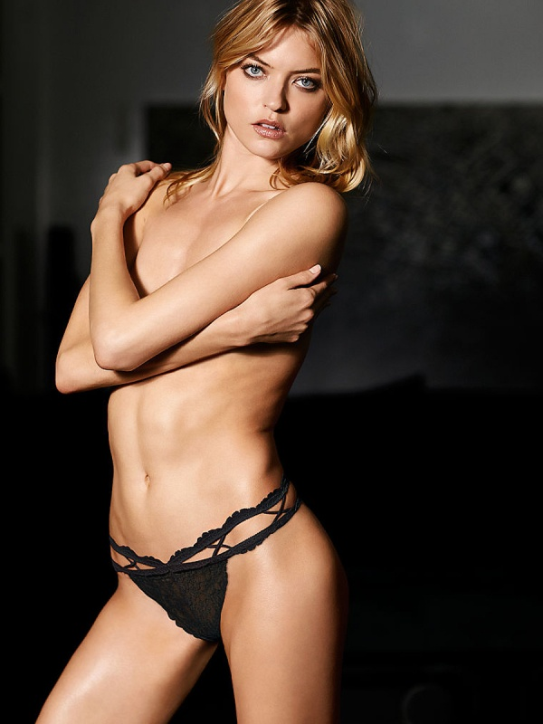 Martha Hunt - Victoria's Secret Photoshoots 2014 Set 9 (59 фото)