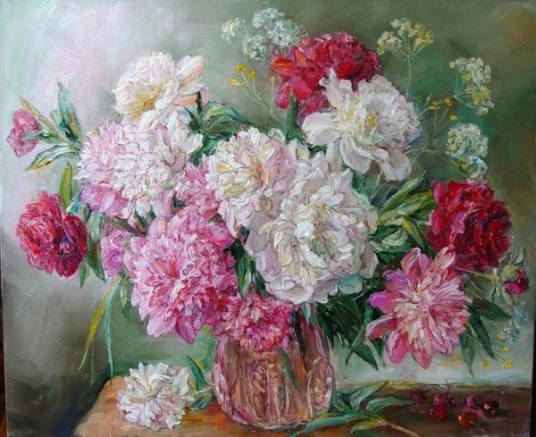 Работы художницы Марины Новиковой (45 фото)