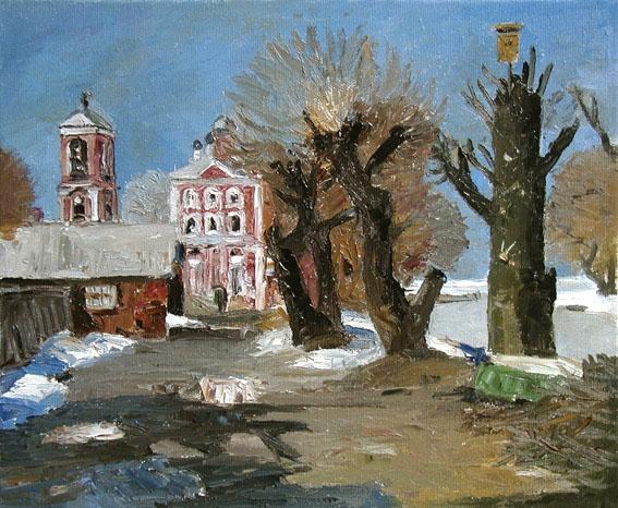 Работы художника Юрия Попкова (50 фото)