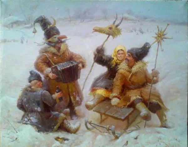 Художник Валентин Рекуненко (87 фото)