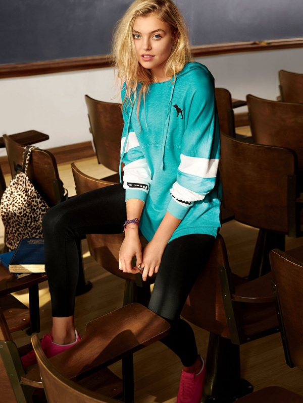 Rachel Hilbert - Victoria's Secret Photoshoots 2014 (48 фото)