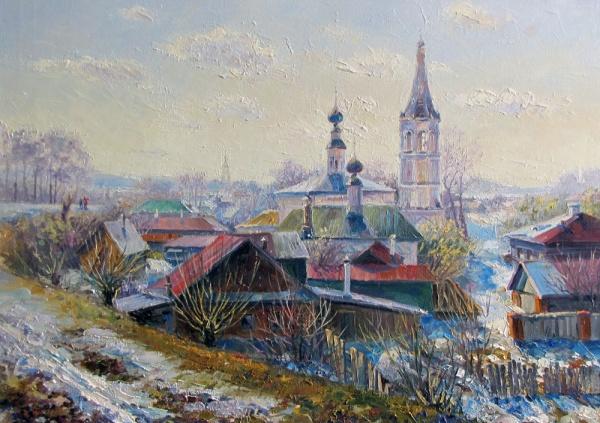 Работы художника Игоря Родионова (48 фото)