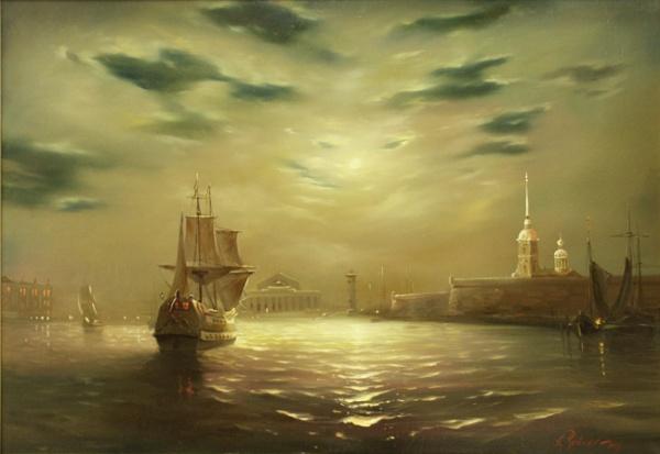 Живопись Алексея Рычкова (210 фото)