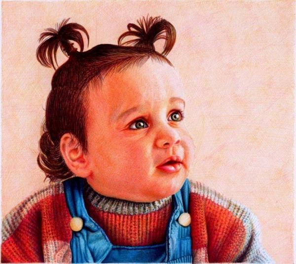 Картины шариковой ручкой (35 фото)