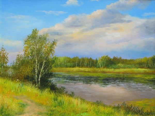 Работы художника Николая Сысоева (28 фото)
