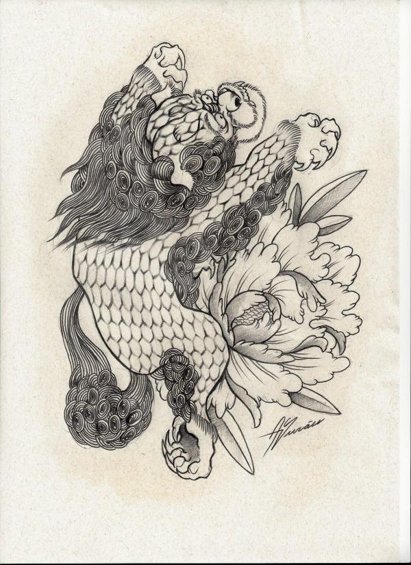 Ale Duraes Tattoo Sketchbook (51 фото)