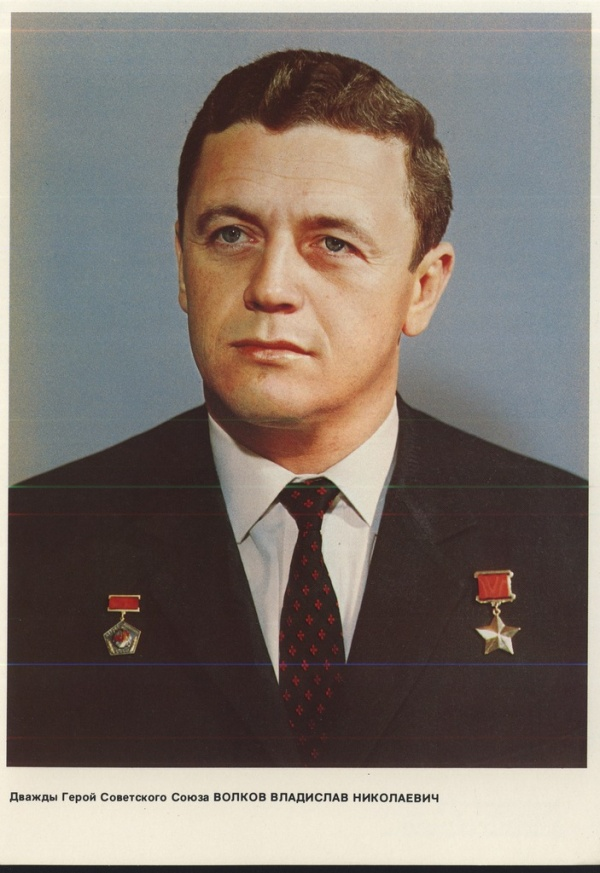 Космонавты СССР (104 фото)