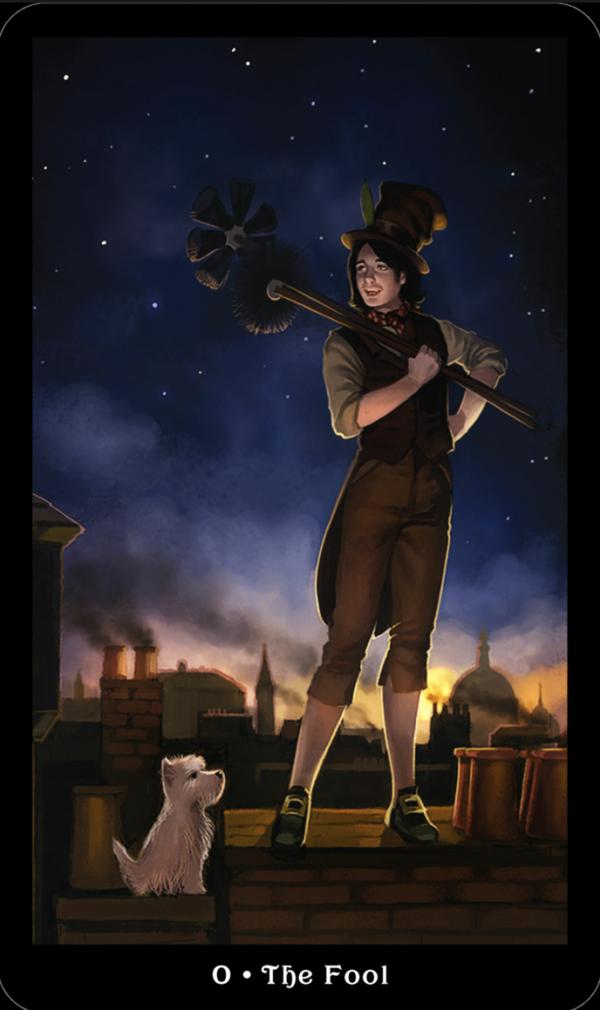 Steampunk Tarot (86 фото)