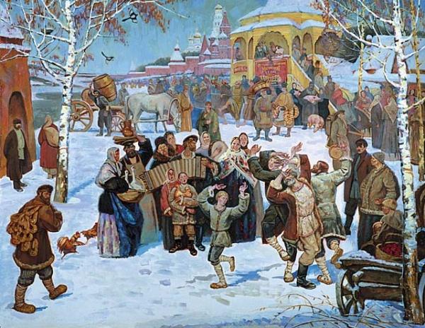 Работы художника Петра Стронского (36 фото)