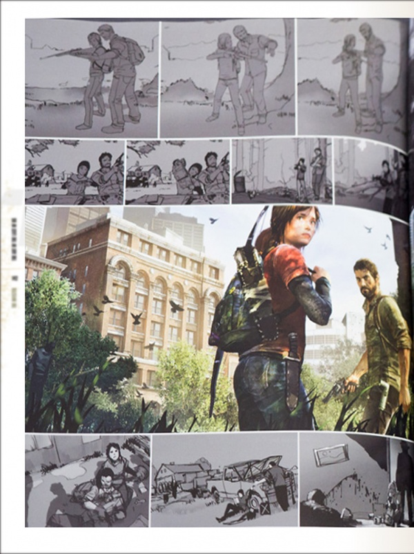 The Last of Us Artbook (109 фото)