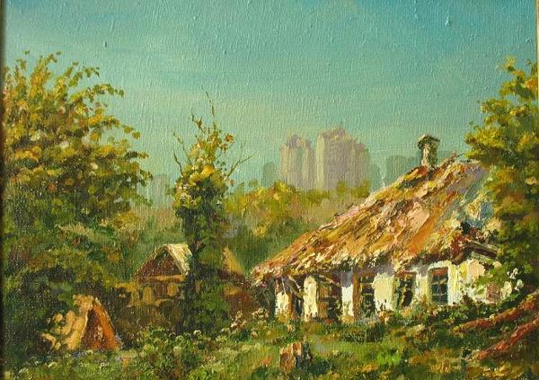 Живопись Алексея Жукова (98 фото)