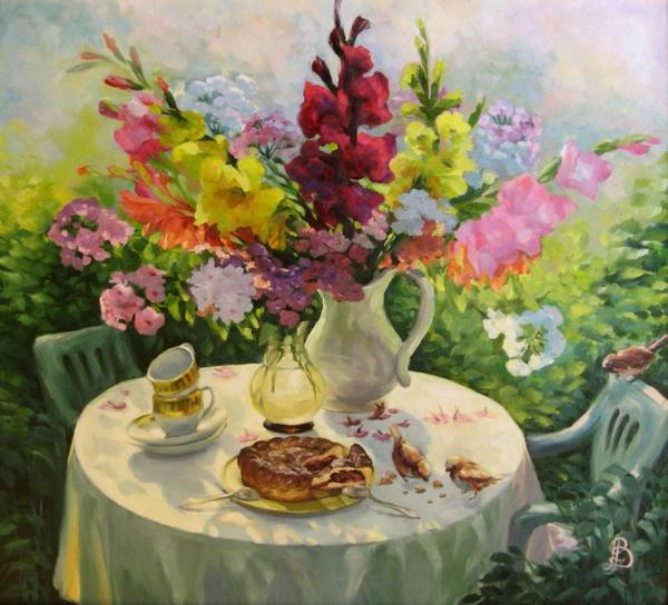 Работы художницы Зинаиды Ведешиной (41 фото)