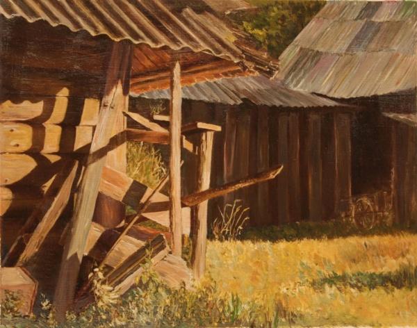 Работы художника Владимира Волосова (50 фото)