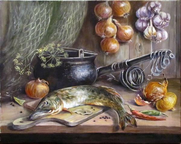 Работы художницы Ольги Воробьевой (60 фото)
